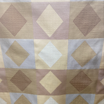 Diamond Pattern Silk (H)