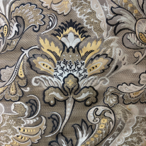 Silk Floral Tapestry (H)