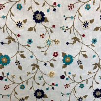 Floral Embroidery (H)