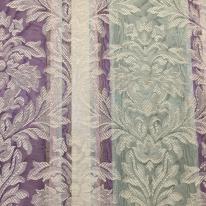 10 3/4 Yards Damask Stripe  Woven  Fabric