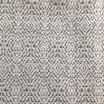 4 Yards Polka Dots  Chenille Tweed  Fabric