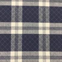 4 Yards Diamond Plaid/Check  Woven  Fabric