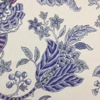 7 Yards Animal Floral  Print  Fabric