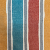 Clarence House Pippin Stripe Multi (H)