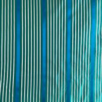 Beacon Hill Kelly Stripe Emerald (H)