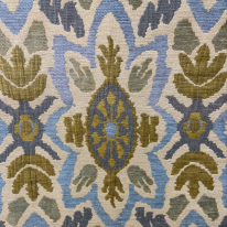 Stroheim Medallion Fabric (H)