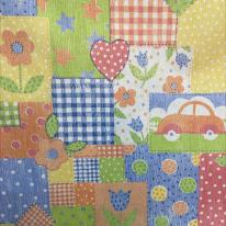 Fabricut Wonderland Pastel (H)