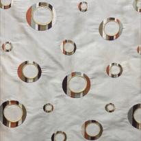 Geometric Silk Embroidery (H)