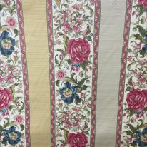 Travers Hazlitt Floral Stripe (H)