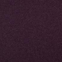RL Burke Wool Plain Deep Purple (H)