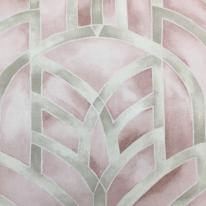 3 Yards Geometric  Print  Fabric