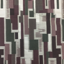2 Yards Abstract  Woven  Fabric