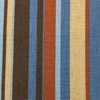 7 Yards Stripe Traditional  Print  Fabric