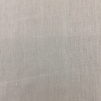 1 1/4 Yards Solid Traditional  Sheer  Fabric