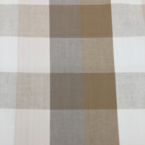 2 Yards Plaid/Check Traditional  Woven  Fabric