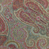 8 Yards Damask  Print  Fabric