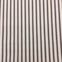 7 1/2 Yards Stripe  Canvas/Twill Print  Fabric