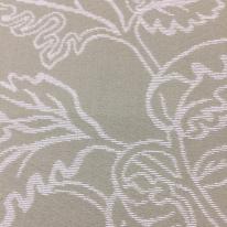 1 Yard Damask Floral  Woven  Fabric
