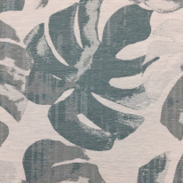 3 3/4 Yards Floral  Print Woven  Fabric