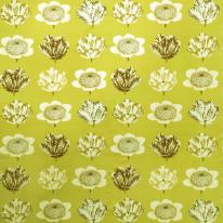 Fabricut Pop Floral Green Tea (H)