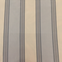8 1/4 Yards Stripe Traditional  Satin  Fabric