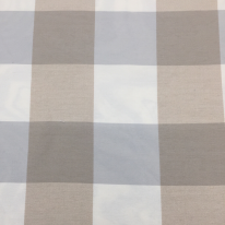 4 3/4 Yards Plaid/Check Traditional  Satin Woven  Fabric