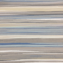 2 1/2 Yards Abstract Stripe  Canvas/Twill Woven  Fabric