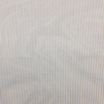 2 3/4 Yards Stripe Traditional  Print Woven  Fabric