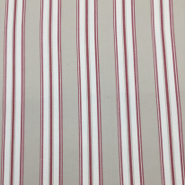 1 1/2 Yards Stripe Traditional  Canvas/Twill Woven  Fabric