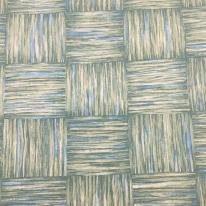 4 1/2 Yards Abstract Geometric  Canvas/Twill Print  Fabric